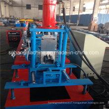 1.5 Inch 11 Kw Heavy Duty Rack Roll Forming Machine