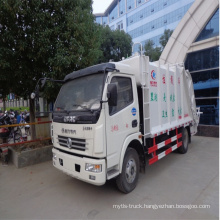 Dongfeng chassis 13 cubic meters garbage refuse compactor truck