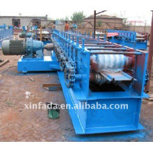 Профилегибочная машина для производства стальных листов