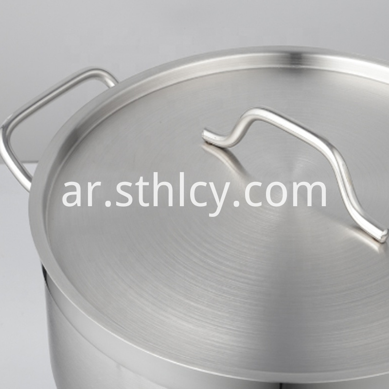 Hot Pot With Divider Cover