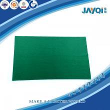 Pantalla verde de microfibra paño de limpieza