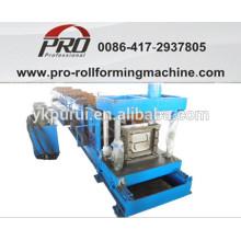 Machine de formage de rouleaux z purlin entièrement automatique