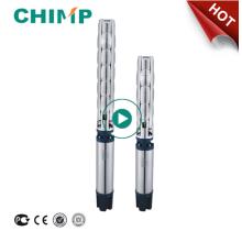 CHIMP 6inch 17.5HP dreiphasige Deep-Well-Zentrifuge Tauchwasserpumpe