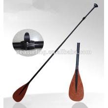 Тип OEM покрашенный цвет Балде веслом углеродаволокна с защитой АБС лезвие/встать весло