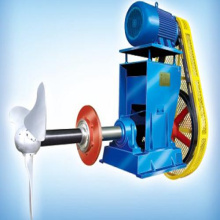 Pulley Belt Driven Pulp Ngực mixer Agitator