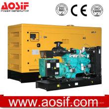 Energía del generador diesel de AOSIF 250kva por el motor diesel de Cummins