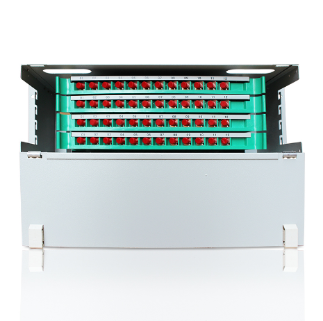 SC Type Fiber Optic Patch Panel