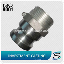 Stainless steel Investment casting The couplings