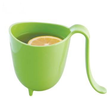 Taza 100% de la melamina fresca Taza artística del viaje de la taza