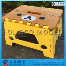 High Quality Plastic Injection Folding Chair Mold Maker