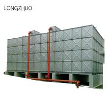 Tanque de água de aço galvanizado de alta qualidade