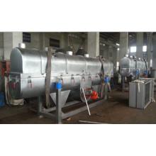 Machine de séchage par lit vibrant vibrant de chlorure de magnésium