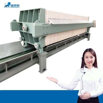 Prensa de filtro de disco de cerámica de rendimiento estable