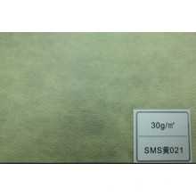 SMS Fabric (35GSM Yellow)