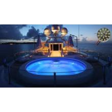 DC 12V Marine Led Light IP67 18PCS 5730 Decorative Lamp For Boat/Yacht