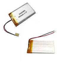 403048 600mAh Lipo Batteries for Digital Cameras