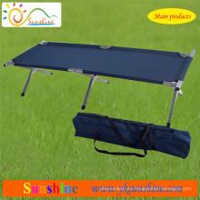 Cama de camping plegable de aluminio Outsunny