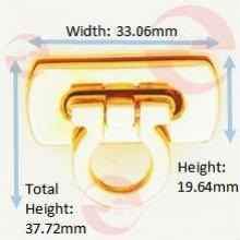 High Quality Hand Bag Lock (R5-86AS)