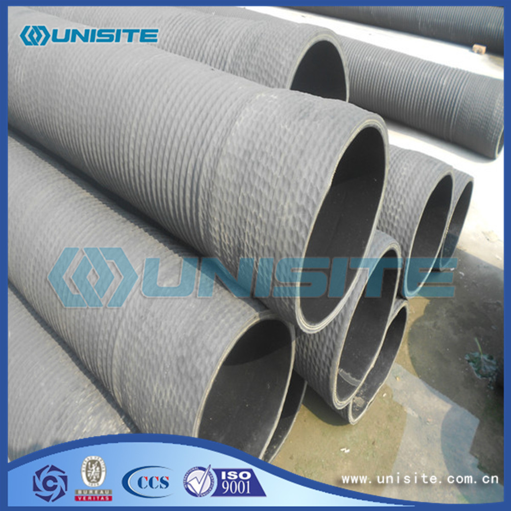 Flexible Black Rubber Hose Pipes
