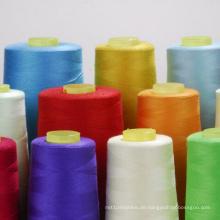High Tenacity 100% gesponnenes Polyester-Nähgarn