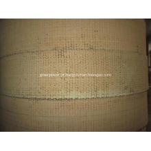 Rolo de forro de freio de resina de amianto