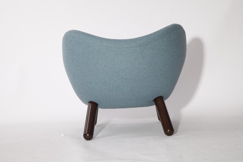 Replica Fabric Finn Juhl Pelican Chair