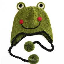 The Frog Prince Smile Children Beanie Hat (XT-CB002)