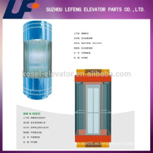 Seguridad y comodidad Panaramic Elevator Lift price