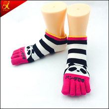 Cute Girl Five Toes Japanese Sock