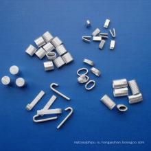 Изделия из алюминия высокой чистоты