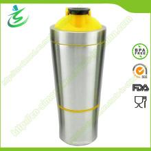 700ml botellas al por mayor sin tablero BPA-Shaker del metal