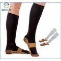 Gros poids de la cheville chaussettes hommes femmes soutien