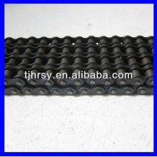 Углеродистая сталь 20А-4 четырехрядные роликовые цепи для горячего сбывания!!!