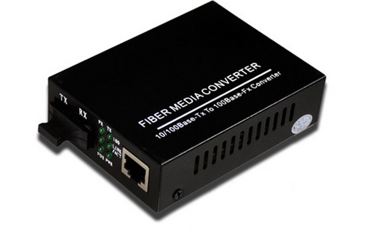 Rj45 To Fiber Optic Converter