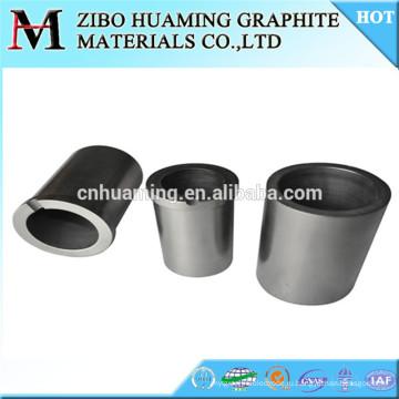 Высокотемпературный графитовый тигель для плавки алюминия