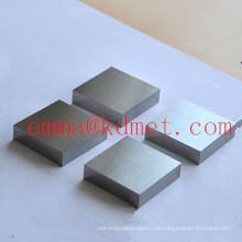 Hojas de molibdeno puro para escudo térmico / placa de molibdeno para horno de vacío