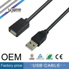 СИПУ Оптовая USB высокого качества кабель-удлинитель мужчина к женский кабель USB данных кабель цена USB