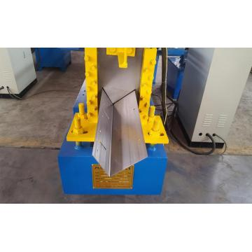 Rouleau d'angle automatique formant des machines