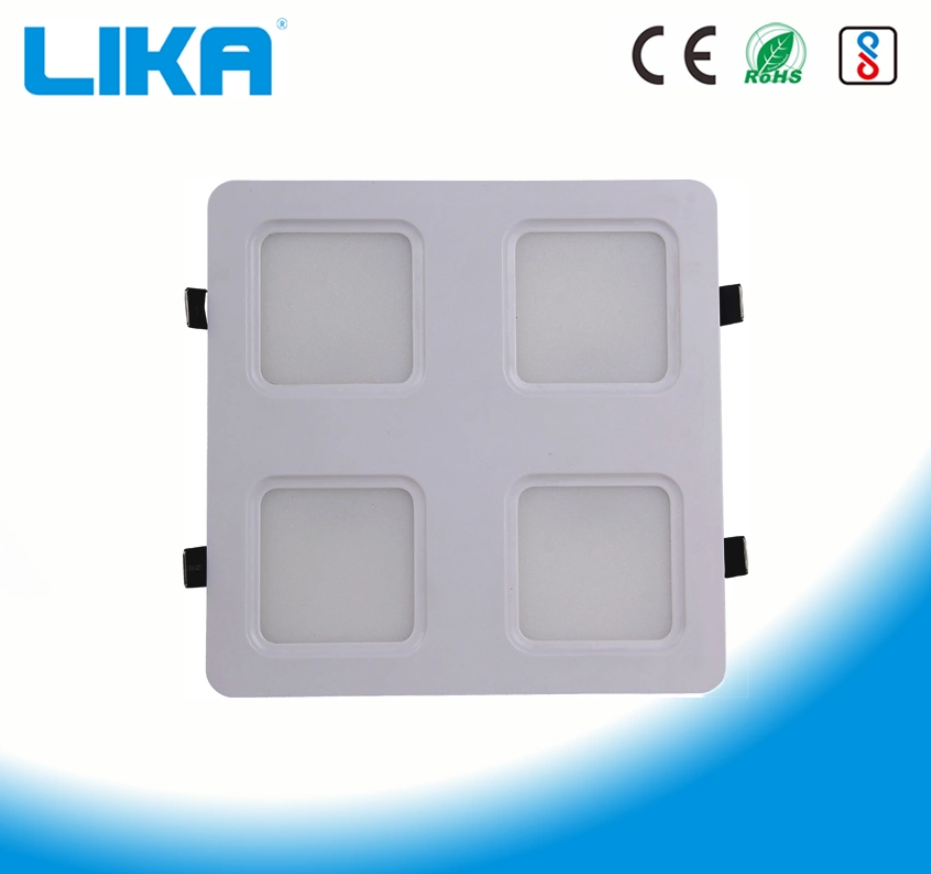 LED panel lights for living room at home