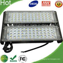 100 Вт светодиодные светильники с водителем Meanwell