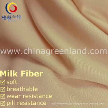 Micro Fiber 95%Polyester 5%Spandex Peach Fabric for Garment Textile (GLLML232)