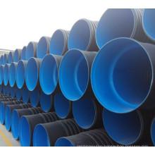 3inch 12 inch DWC hdpe corrugated pipe price