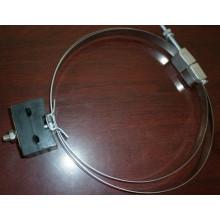 Clamp de plomb pour raccords de câbles ADSS