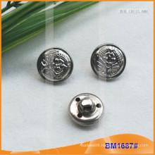 Engraved Uniform Button BM1687