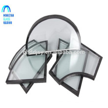 10mm tempered glass for escalator