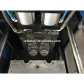 Halbautomatische Blasformmaschine bis zu 2L / 2 Hohlraum Blasformmaschine Preis