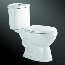 Salle de bains populaire en céramique évier toilette en céramique évier