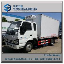 Isuzu Reefer Kühlung Light Duty Kühlschrank Box Truck