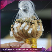 100% Human Remy Microloop Hair Extensions