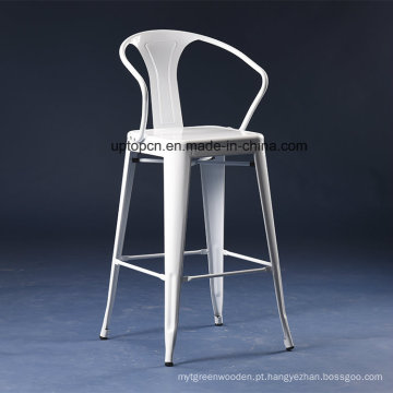 Factory Supply Colorful Durable Metal Bar Chair (SP-MC040)
